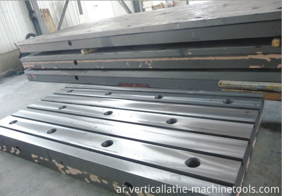 Cast Iron Surface Plates
